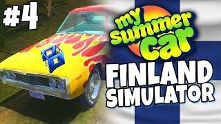 my summer car finland simulator 4 road trip