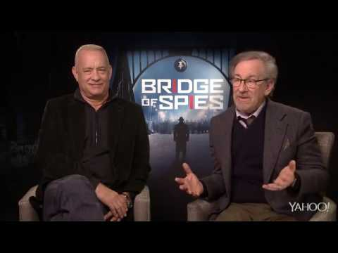 Tom Hanks And Steven Spielberg Exclusive Interview