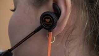 mEGARA Headsets - Cougar Gaming