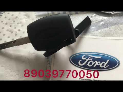 Ремонт замка зажигания Форд фокус 2 .