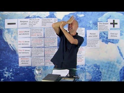 Pioneer School Version Française - Leçon 21: Chasser les démons - Torben Søndergaard