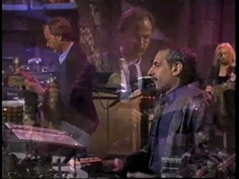 Steely Dan on Late Show, 1995 and 2000 (stereo)