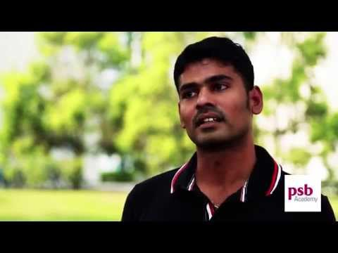 Why PSB Academy? Hear from our fellow students from India.