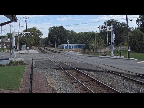 Princeton, Indiana USA - Virtual Railfan LIVE (DEMO)