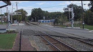 Princeton, Indiana USA - Virtual Railfan LIVE (DEMO)