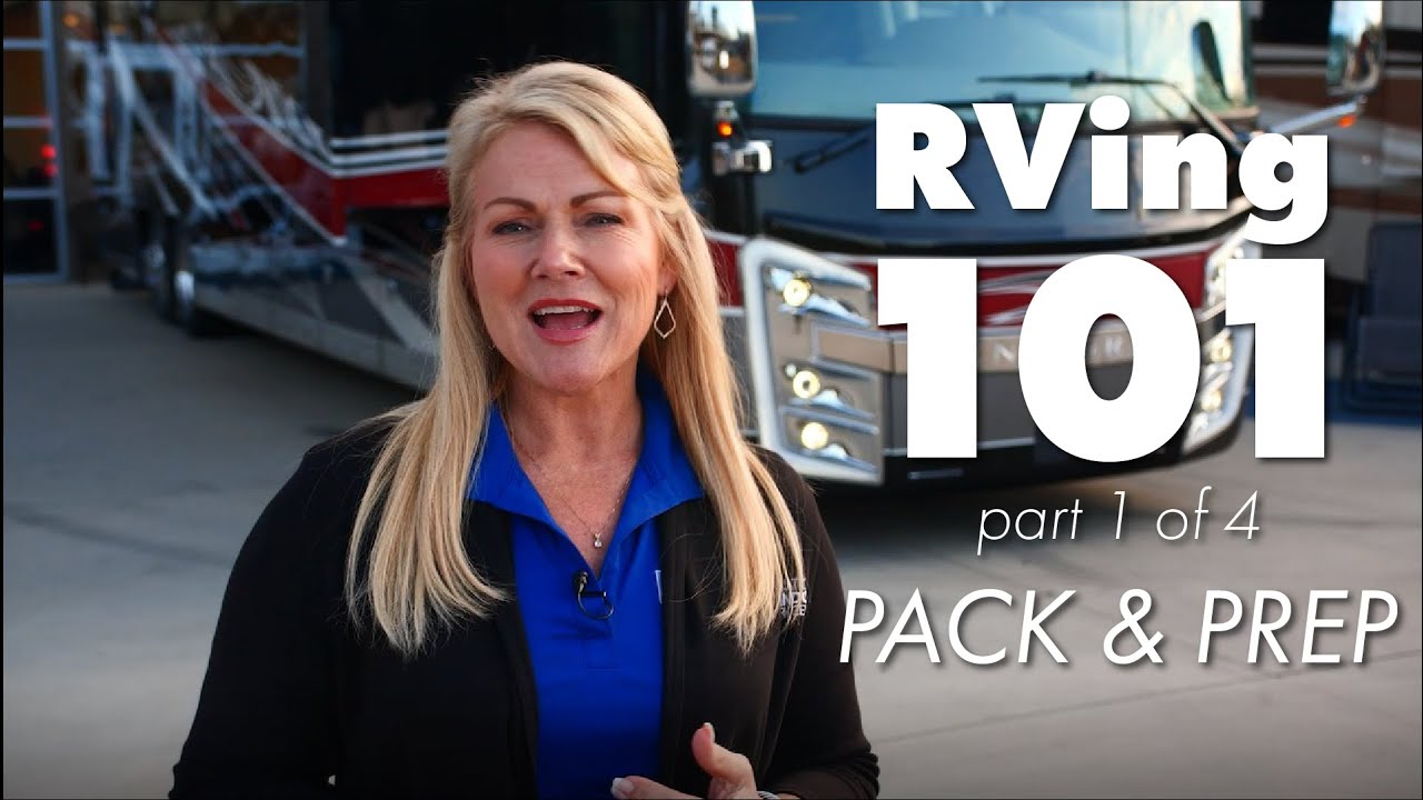 RVing 101 - Angie's 4 Part Series | National Indoor RV Centers
