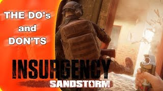 Insurgency: Sandstorm - What Not To Do As a New Player