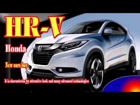 HOT NEWS 2018 Honda HRV Changes Release Date and Price