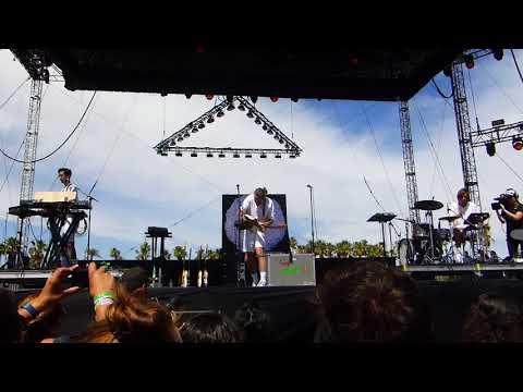 Sir Sly - Astronaut Live Coachella 2018