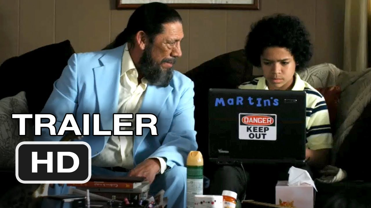Bad Ass Official Trailer #3 - Danny Trejo Movie (2012) HD