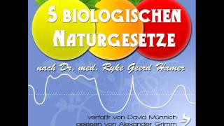 Die 5 biologischen Naturgesetze - Hörbuch