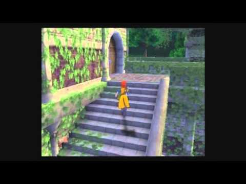 Let's Play Dragon Quest 8 Part 8 Tower of Alexandria