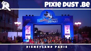 Run Disney at Disneyland Paris 2016 official video(Channel from the