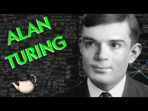 Alan Turing et enigma. TeaTime!