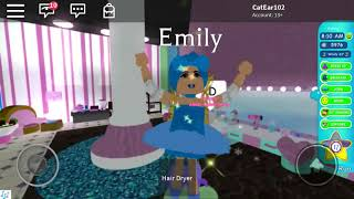 ROBLOX|| ROYALEHIGH|| GOING TO THE SPA WITH VVKAT|| COLAB|| ft. VV Kat/RainbowsYT131