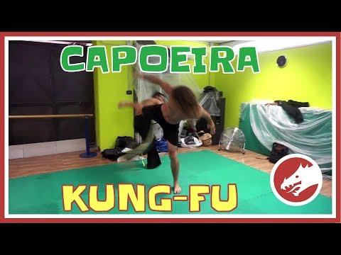 CAPOEIRA vs KUNG FU