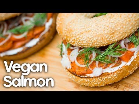 Vegan Salmon Recipe