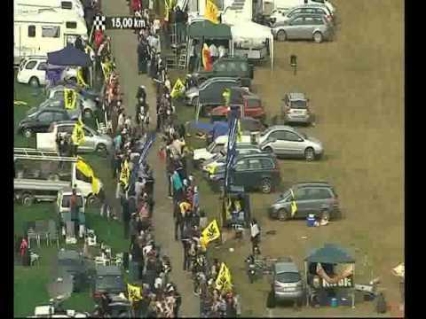 Paris-Roubaix 2009 -- Tom Boonen -- His Sunday in Hell --  Highlights