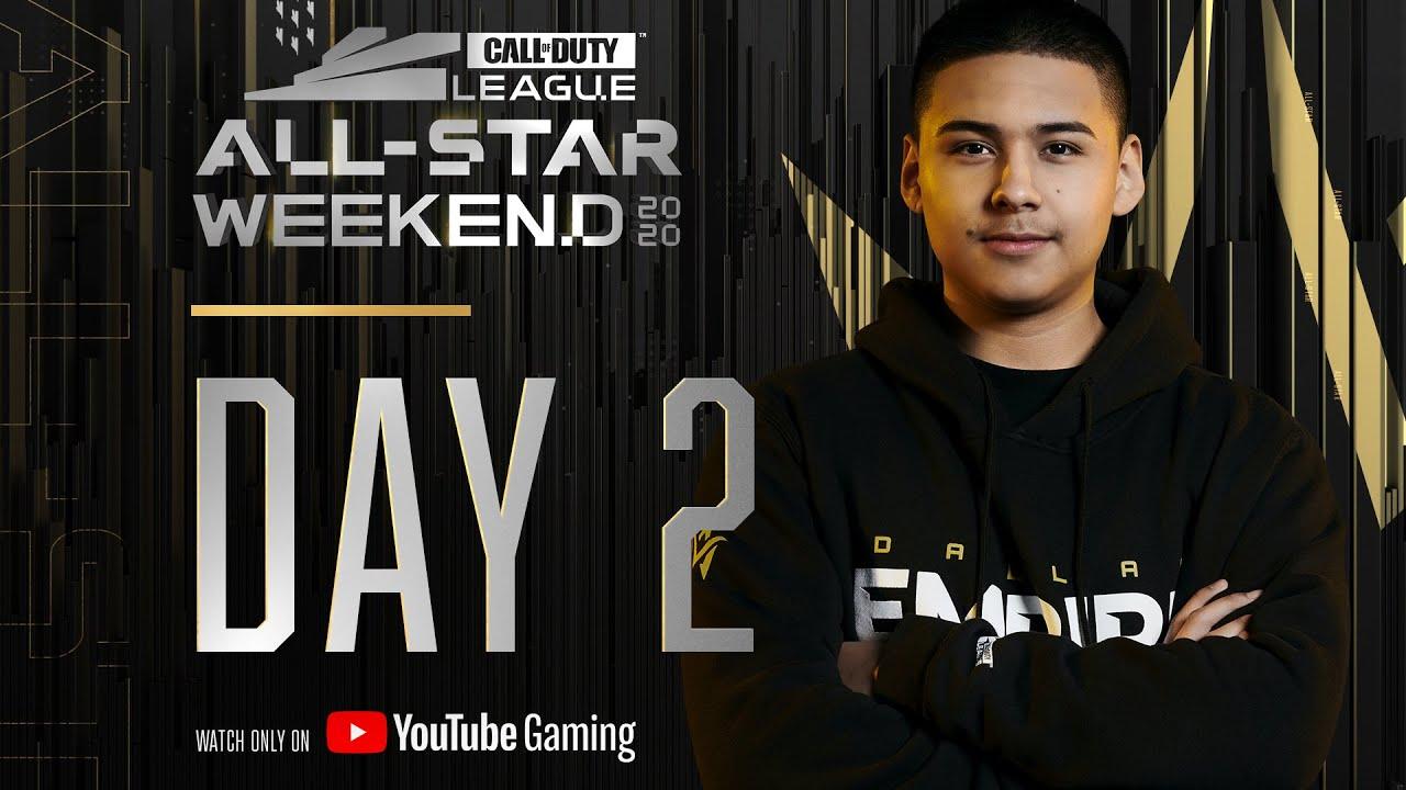 Call Of Duty League 2020 Season | All-Star Weekend Day 2 thumbnail