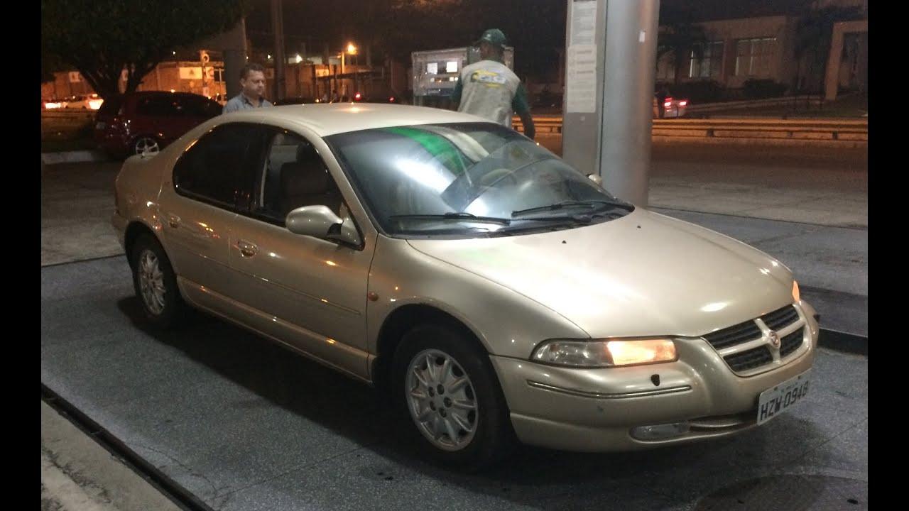 Ressuscitando O Chrysler Stratus LX 98