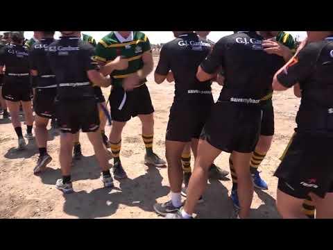 NZDF Personnel win charity league match v Australia