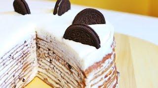 БЛИННЫЙ торт OREO | Как приготовить