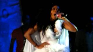 Hansa Festival of Legends 2013 - The sexy Thembi Seete steals a moment