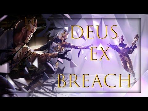 Deus Ex: Mankind Divided-Breach Mode