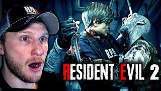 RESIDENT EVIL 2: REMAKE | TRAILER REACTION!!! | IT'S FINALLY HERE!
