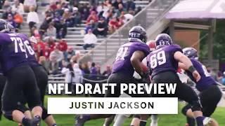 2018 NFL Draft - Justin Jackson