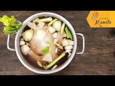 SALMUERA PARA PAVO | Cocina Mamita