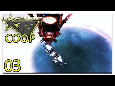 Schwarzes Loch | COOP #3 | Let's Play Starway Fleet | [HD] | Deutsch Cigar0