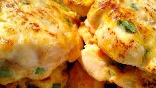 Рубленные куриные котлеты рецепт. БЫСТРО И ЖУТКО ВКУСНО. http://leoanta.ru/