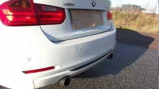 Soundcheck: BMW 335i xDrive Start up & Sound