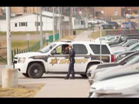 Disturbing scene in Grand Blanc, Michigan
