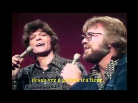 I just can't help believing (1970) - BJ Thomas & Kenny Rogers. Traduzido e Legendado.