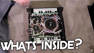 WHATS INSIDE? - CERWIN VEGA CV-900 AND CV-2800