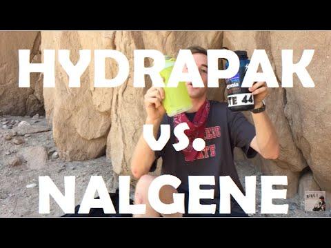 hydrapak-vs.-nalgene-water-bottle-reviews
