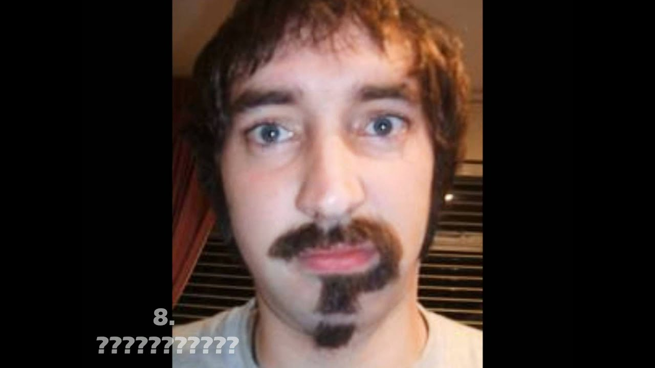 Facial Hair Styles Pictures: Top Ten Weirdest Haircuts And Facial Hair