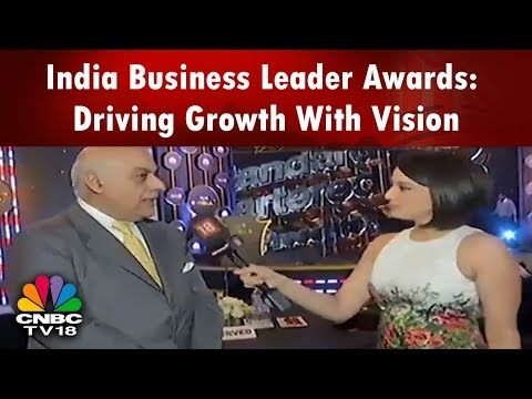 CNBC TV18 India Business Leader Awards: Driving Growth With Vision | #LeadersOfChange