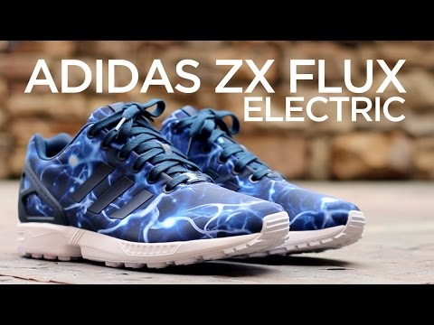 Adidas Zx Flux Galaxy Blue