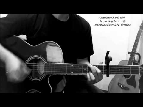 Clouds Guitar Chords One Direction Khmer Chords