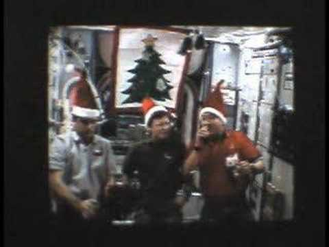 2007_NASA_Expedition 16_ISS_Christmas Greeting