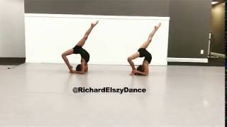 Petite Technique Class Exercise/ Richard Elszy Building Blocks Of Dance