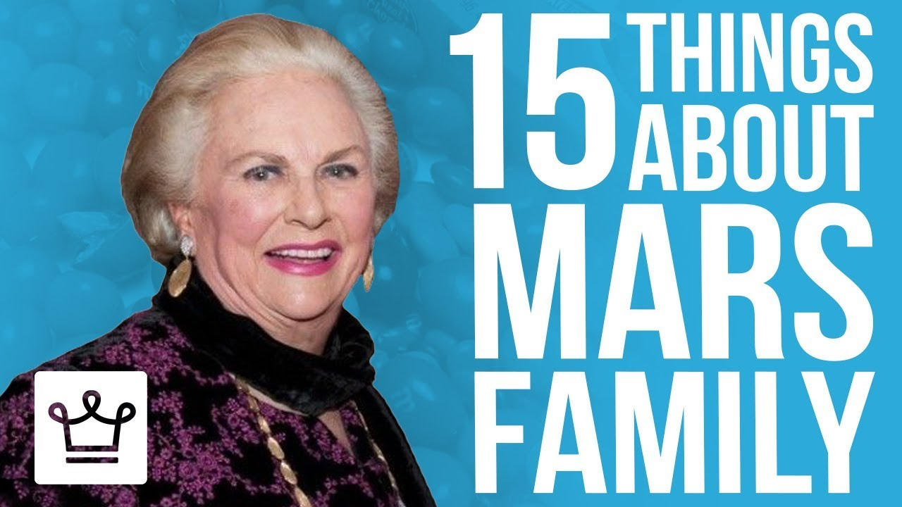 Things You Didn't Know About The Mars Family