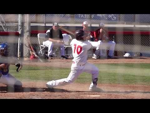 Christopher Scalisi, Palm Springs Power INF/OF (2018 California Winter League)