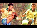 THE LEGEND GARRINCHA 11 Vs. THE KING PELÉ 10   -THE TWO GREATEST PLAYERS OF ALL TIME ! FULL HD