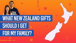What New Zealand Gifts Should I Get For My Family?