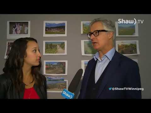 "SHAW TV WINNIPEG presents PTE TV on ""Gracie"""