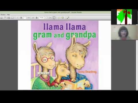 Demo:How to teach english to kids Online? - Teaching picture book on 1to1 tutoring lesson